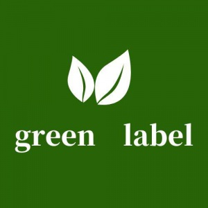 green label -PRODUCED BY ViVi-